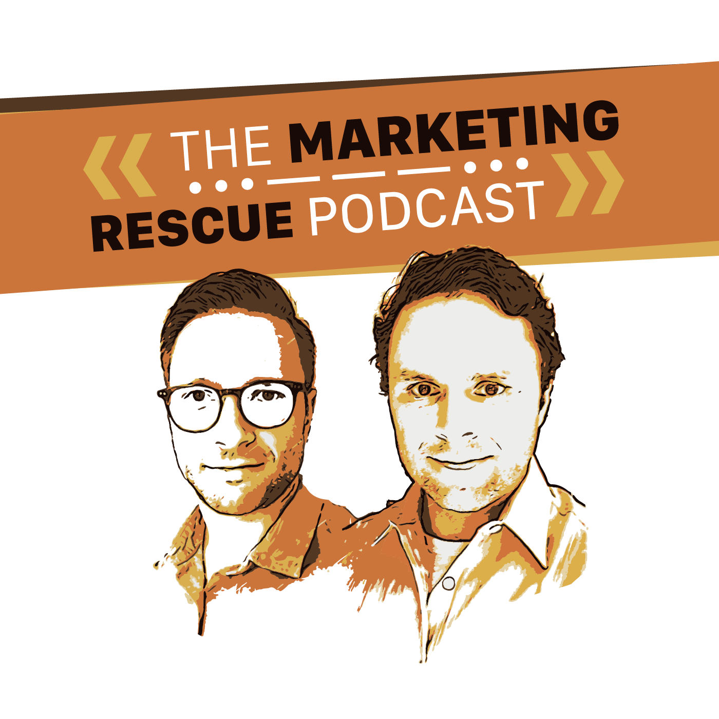 The Marketing Resucue Podcast